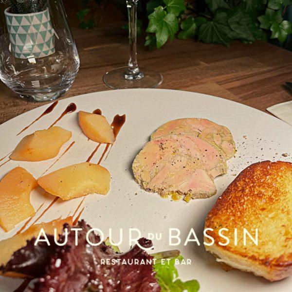 Foie gras maison du Sud-Ouest